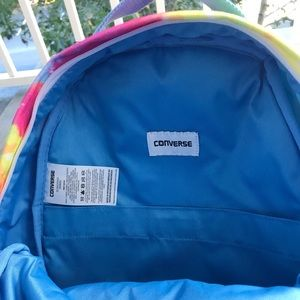 18d62223ca1f Converse Bags - NWT Converse Go Backpack Tie Dye AUTHENTIC